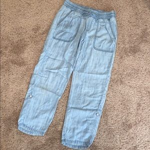 3 for $25 ☜ Cloth & Stone Chambray Jogger Trouser